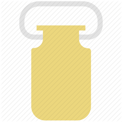 Canister, Container, Milk Can, Milk Churn, Milk Container Icon