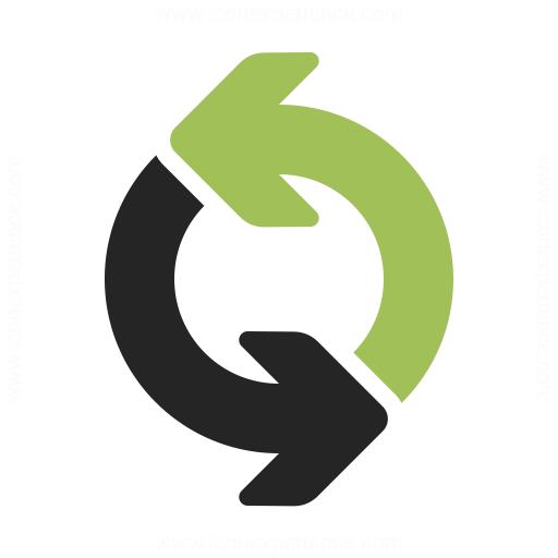 Arrow Circle Icon Iconexperience