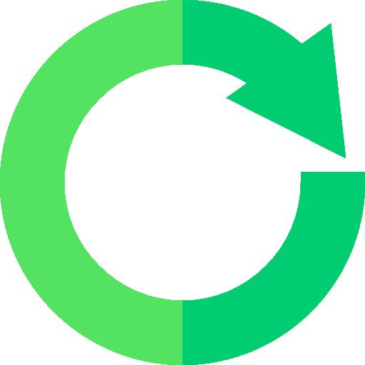 Circular Arrow