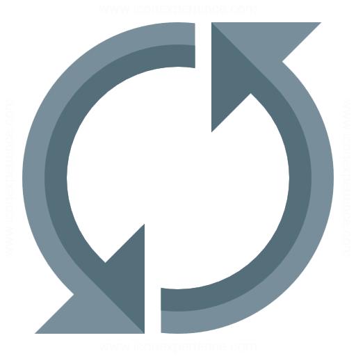 Iconexperience G Collection Arrow Circle Icon