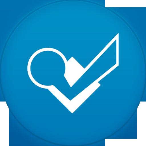 Foursquare Icon Circle Images
