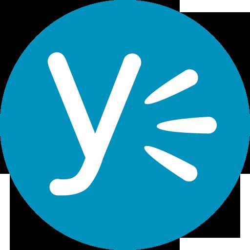 Yammer Circle Icon