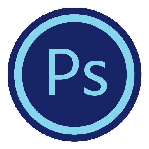 Adobe, Photoshop Icon Free Of The Circle Icons