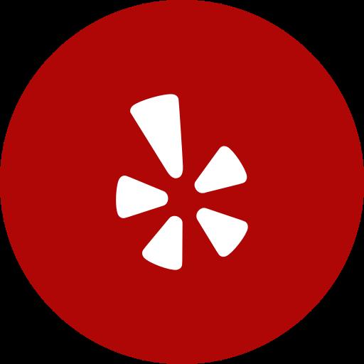 Circle, Round Icon, Yelp Icon