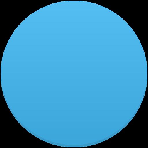 Circle Icon Flatastic Iconset Custom Icon Design