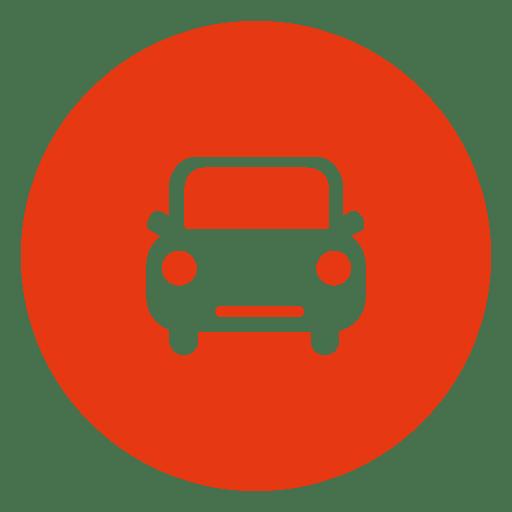 Taxi Circle Icon