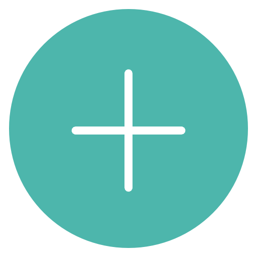 Flat, Style, Circle, Add Icon Free Of Circle Content Icons