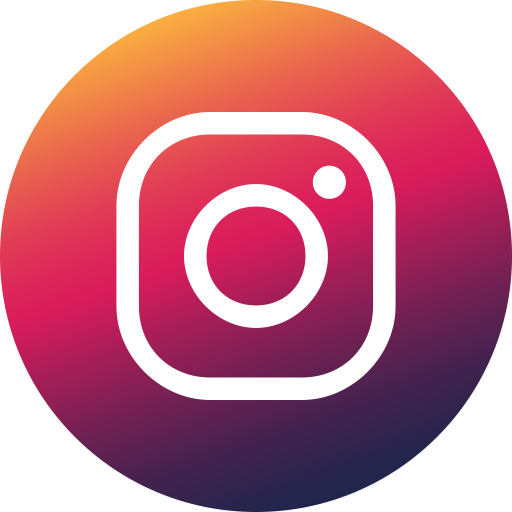 Circle, Colored, Gradient, Instagram, Media, Social, Social Media Icon