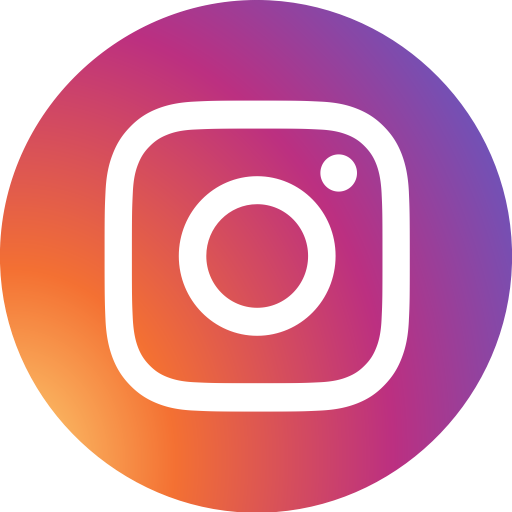 Instagram, Round Icon, Photos, Circle, Social Media, Social