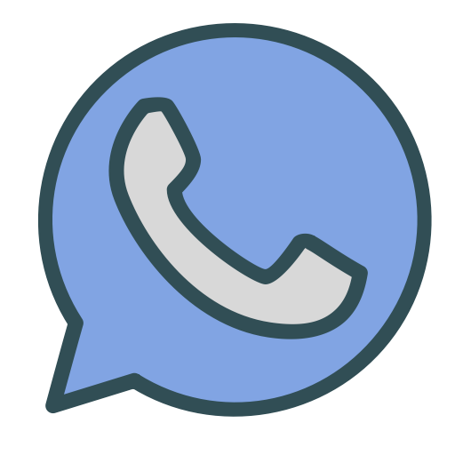 Whatsapp, Phone, Circle, Shape, Brand Icon Free Of Brands Colored