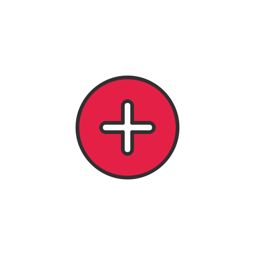 Add, Plus, New, Circle Plus Icon