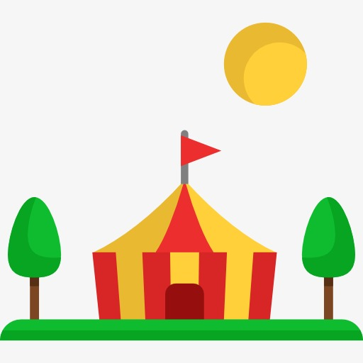 Tent, Tent Clipart, Inner Mongolia Png Image And Clipart For Free