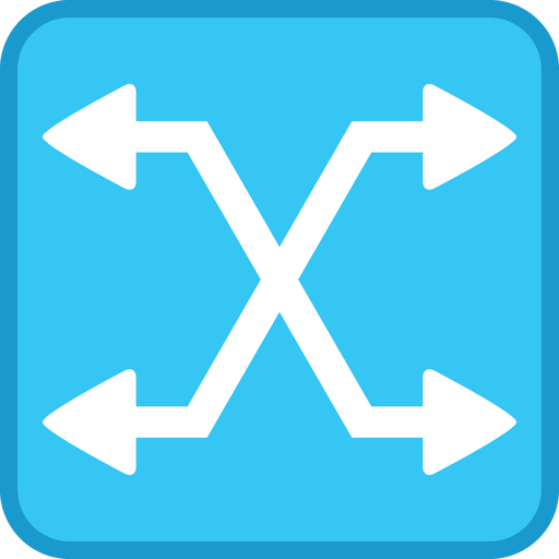 Cisco, Switch, Stencil, Visio, Networking, Atm Icon