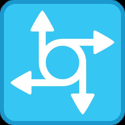 Stencil, Cisco, Access, Server, Visio, Networking Icon