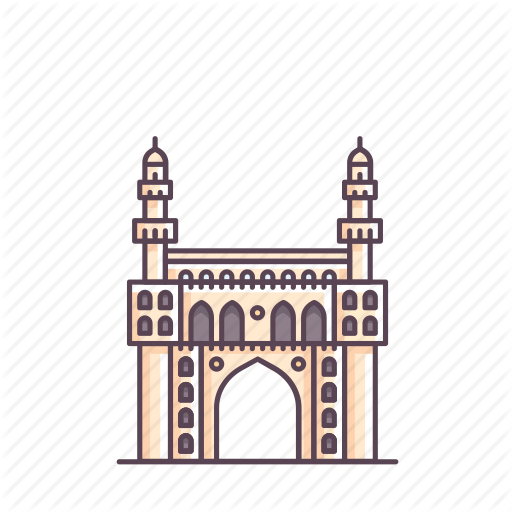 Architecture, Building, Charminar, Hyderabad, India, Islamic