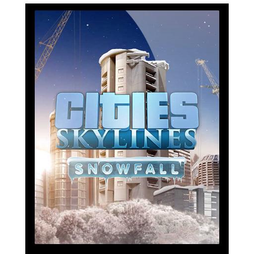 Icon Cities Skylines Snowfall