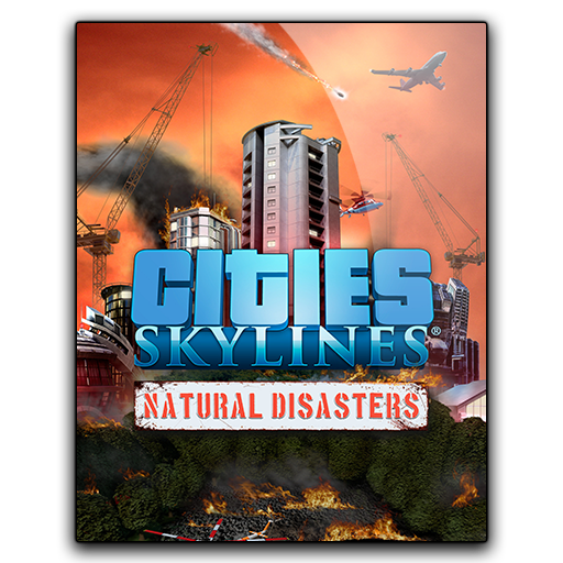 Icon Cities Skylines Natural Disasters