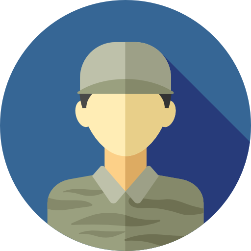 Job, Social, Soldier, Profession, Professions And Jobs, User
