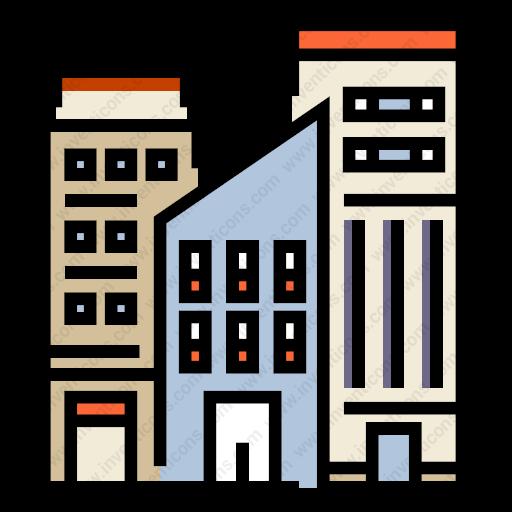 Download City Icon Inventicons