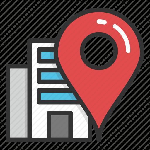 Building Location, City Building, City Location, City Map