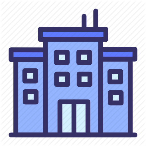 Building, Business, City, Cityscape Icon