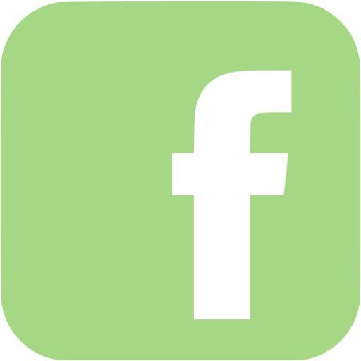Guacamole Green Facebook Icon