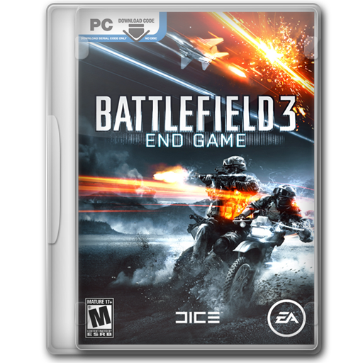 Battlefield End Game Icon