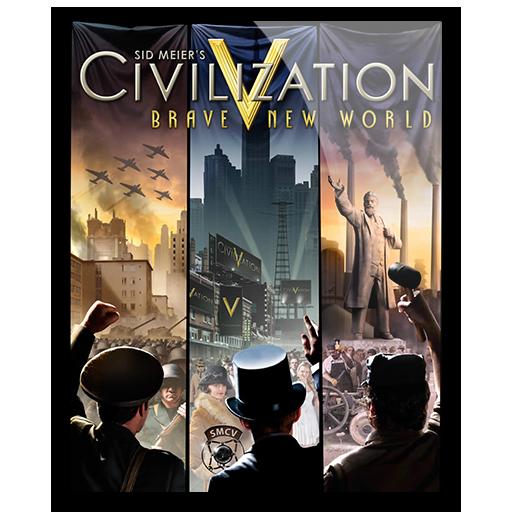 Icon Sid Meier's Civilization V Brave New World