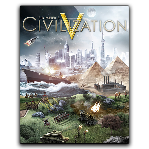 Icon Sid Meier's Civilization V