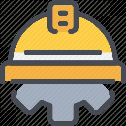 Civil, Cog, Construction, Engineering Icon
