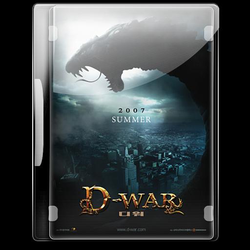 Dragon War Icon English Movie Iconset Danzakuduro