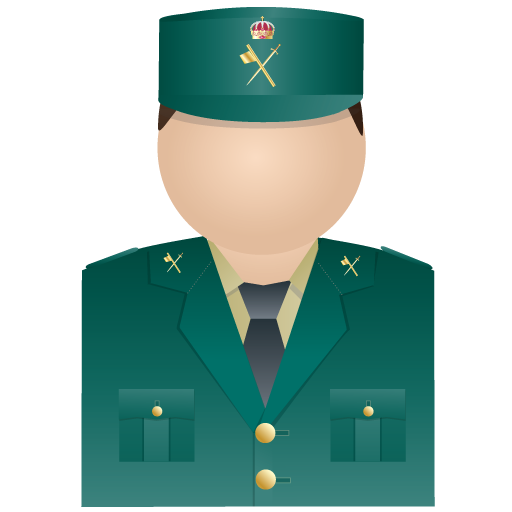 Guardia Civil Uniform Icon Free Download As Png And Formats