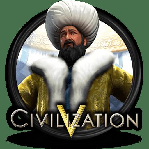 Civilization V Icon Dock