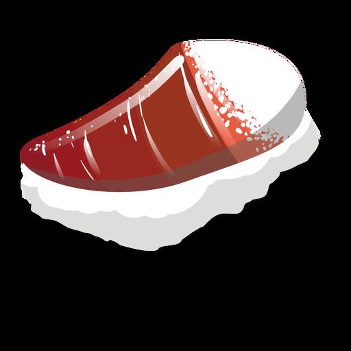 Hokkigai Surf Clam Sushi Icon