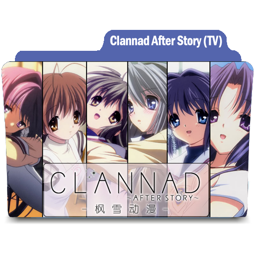 Anime Icons On Twitter Clannad After Story