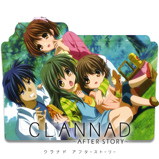 Clannad Folder Icon
