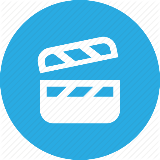 Action, Board, Clap, Clapboard, Clapper, Movie, Take Icon