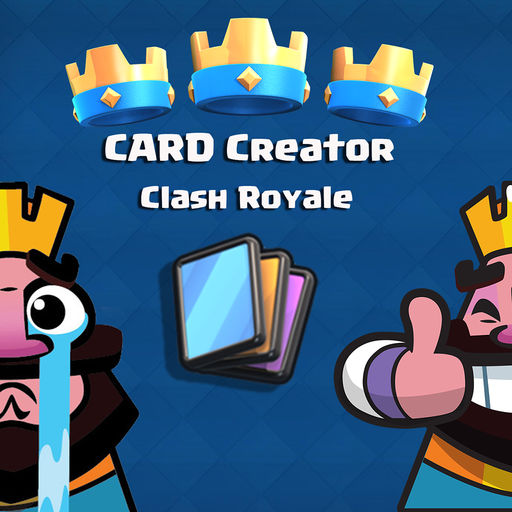 Card Creator For Clash Royale