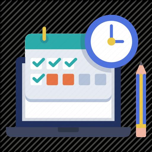 Calendar, Course, E Learning, Online, Planner, Schedule Class