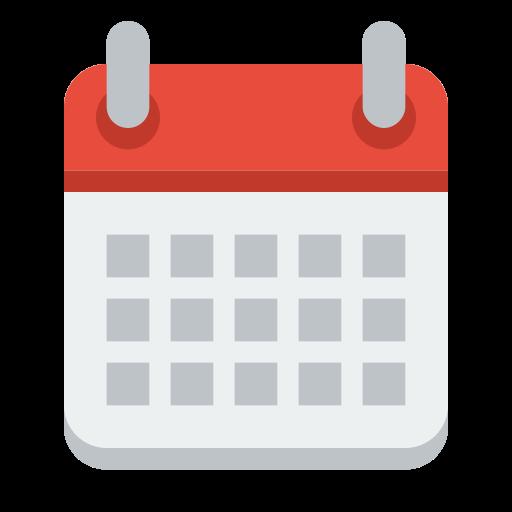 Oet Online Calendar Icon