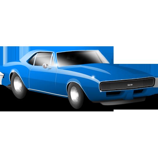 Camaro, Car, Sports Car Icon