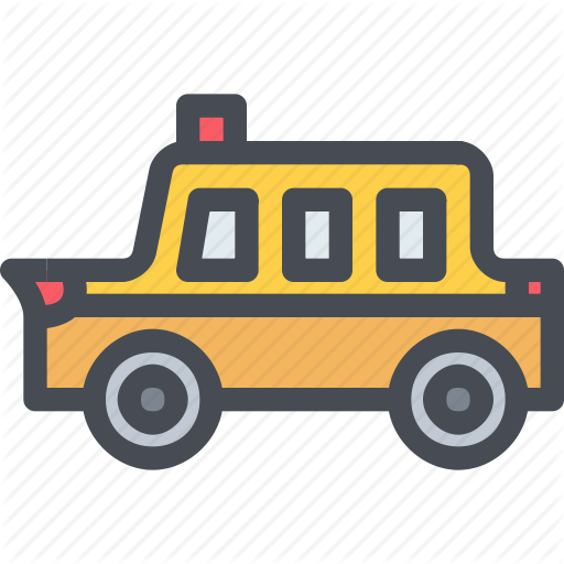 Car, Classic, Taxi, Transport, Transportaion, Vehicle Icon