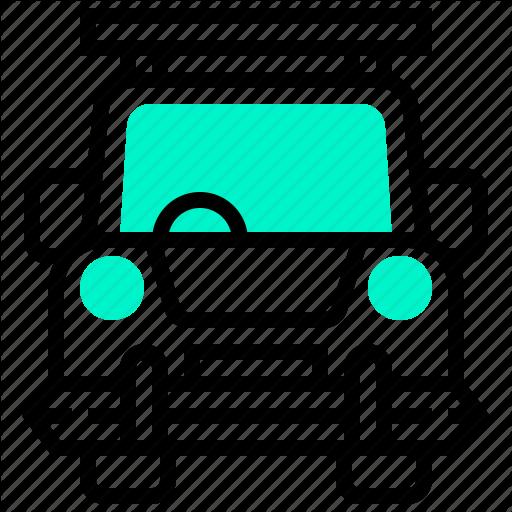 Automobile, Car, Classic, Transport, Transportation, Vehicle Icon