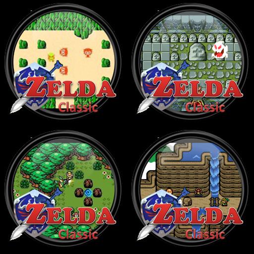 Zelda Classic Icons