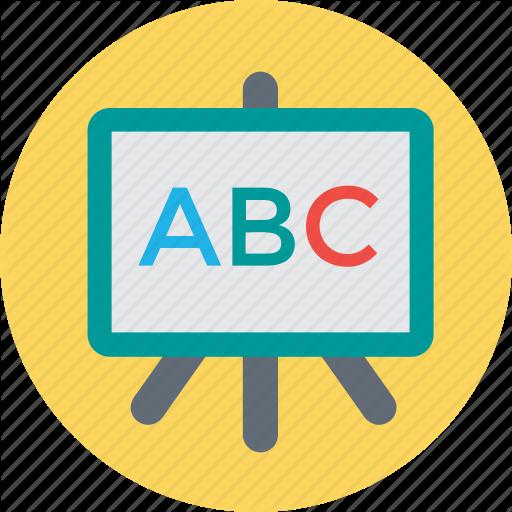 Blackboard, Classroom, English Class, English Learning, Whiteboard
