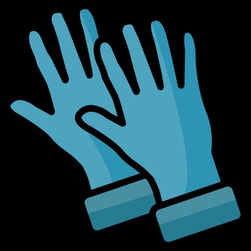 Cleaning, Gloves, Clod, Gardening, Wearing Icon Free Of Spring