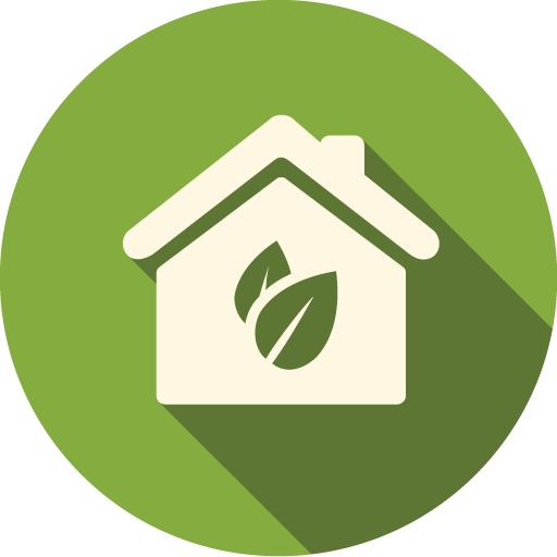 Green Clean Home Residential Green Cleaning Icon