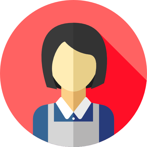 Maid, Housekeeping, Humanpictos, People, Cleaning, Cleaner Icon