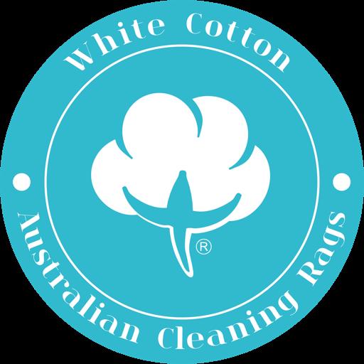 White Cotton Shop Australian Cleaning Rags