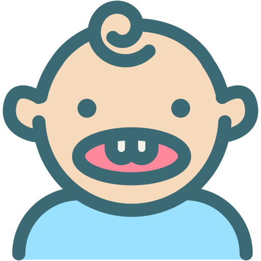 Clean Vector Baby Tooth Transparent Png Clipart Free Download